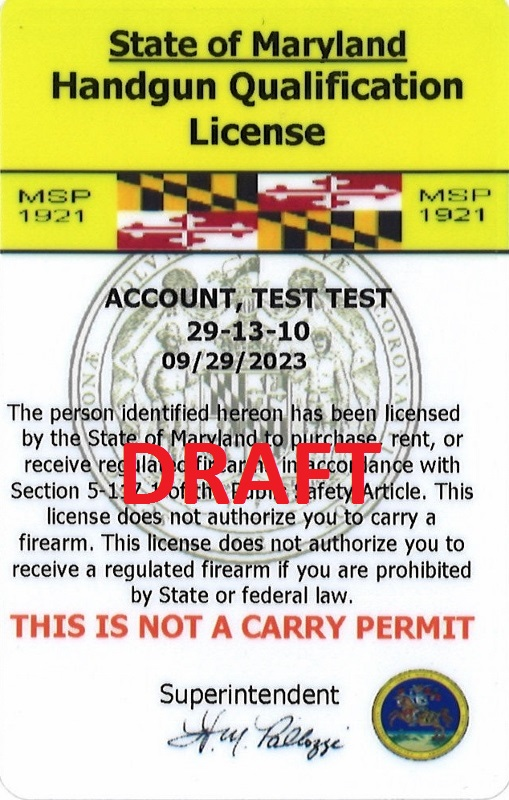 State of maryland dating laws