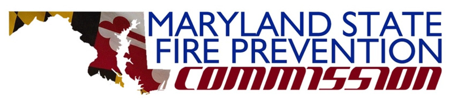 Maryland State Fire Prevention Commission logo