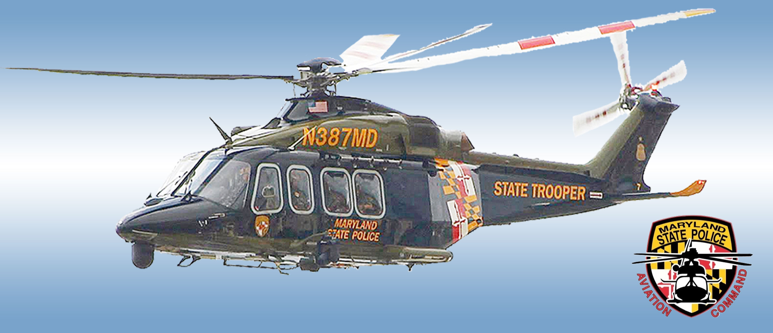 Maryland State Police Aviation Command